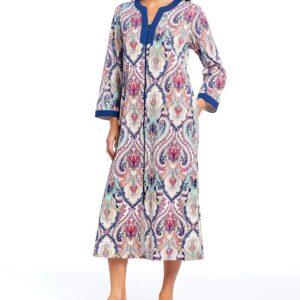 Miss Elaine Medallion Housecoat