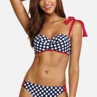 Feba polka dot bikini
