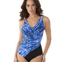 Miraclesuit lynx lazuli swimsuit