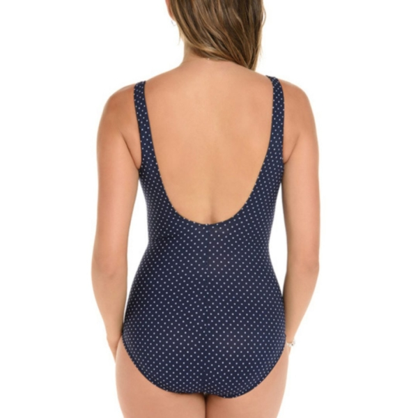 Miraclesuit pinpoint swimsuit 01